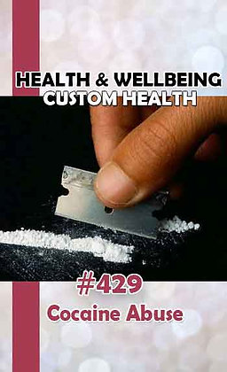 #429 Free from Cocaine