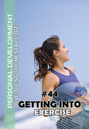 #44 – Getting into Exercise