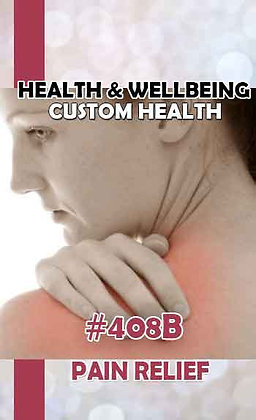 408B PAIN RELIEF