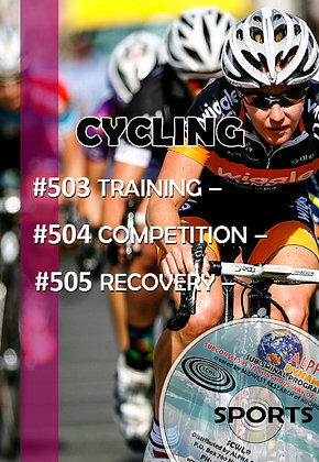 IMPROVING YOUR CYCLING