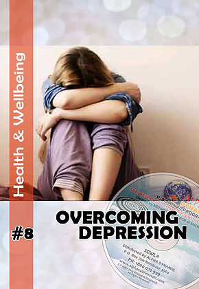 #8 OVERCOMING DEPRESSION