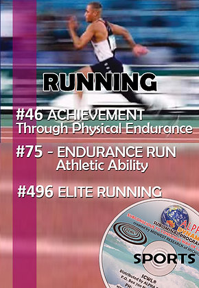 IMPROVING YOUR RUNNING