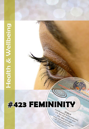 #423 FEMININITY