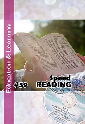 #59 SPEED READING