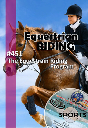 #451- RIDING- Equestrian