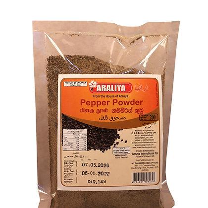 Araliya Pepper Powder