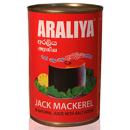 Araliya Jack Mackeral Canned Fish - Nt  Chille