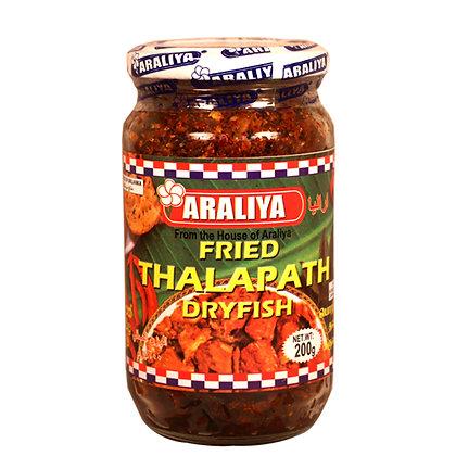 Araliya Thalapath - Fried Dryfish