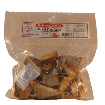 Araliya Katta - Dried Fish (Qeen Fish)