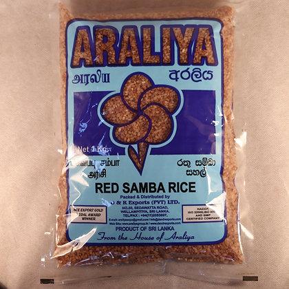 Araliya Red Samba 1kg