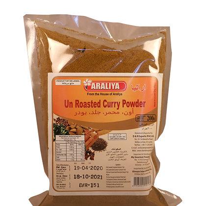 Araliya Un Roasted Curry Powder 200g