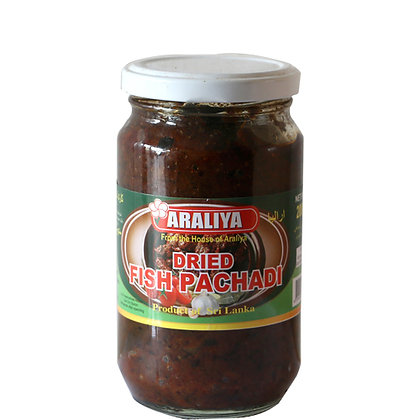 Araliya Dried Fish Pachchadi