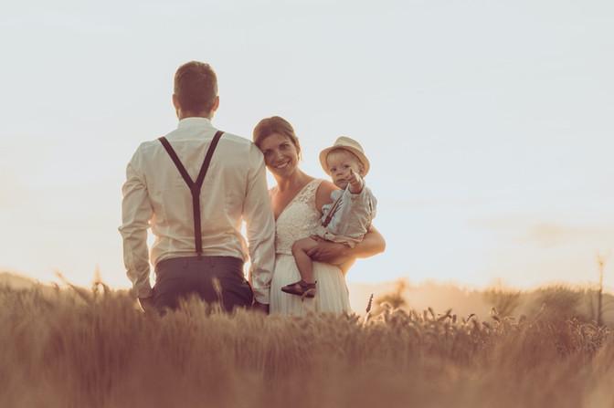 Brautpaarshooting // Hochzeitsshooting