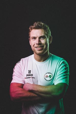 Portrait Shooting// Fußballer