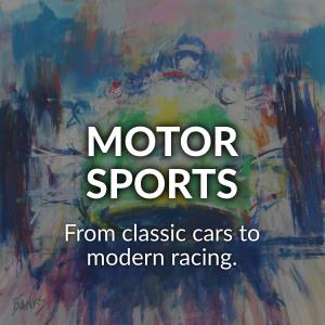 Alasdair Banks Gallery - Motor Sports