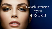 5 Eyelash Extension Myths BUSTED