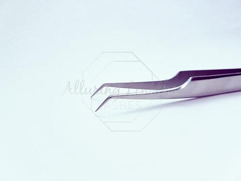 Angled Tweezer