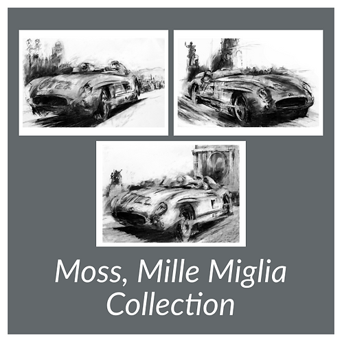 Moss, Mille Miglia Collection