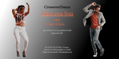 Workshop salsa con son