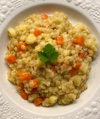 ⭐ Étoilotto aux carottes et panais
