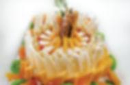 cheese platter - pandora bakeries nicosi