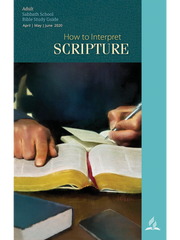 Adult Bible Study Guide 2nd Quarter 2020