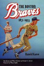 SALE: The Boston Braves, 1871-1953