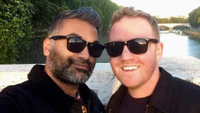 Gay couple in Devon called 'abomination' for holding hands