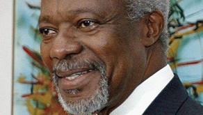 Mourning Kofi