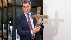 70 Jahre Israel und Naqba - Deutschland trägt Kippa und Kruzifix