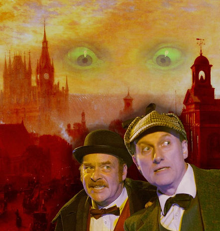 Sherlock Holmes & The Worlock of Whitech