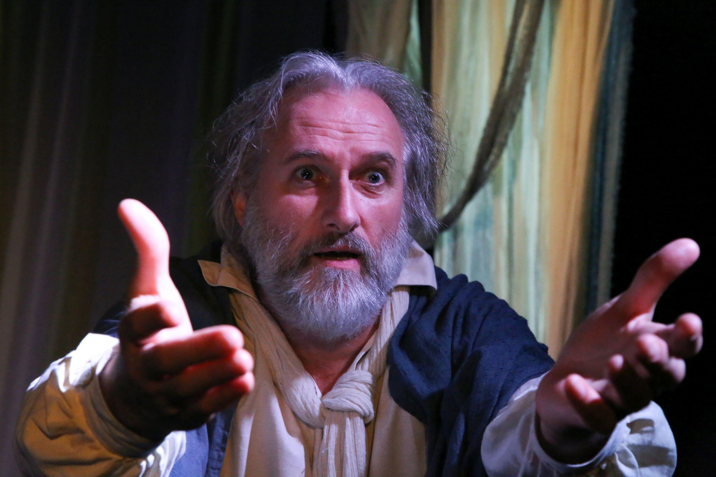 Julian Harries as THE MARINER (4)