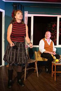Emily Bennett & Dick Mainwaring in A SIDECAR NAMD DESPAIR!