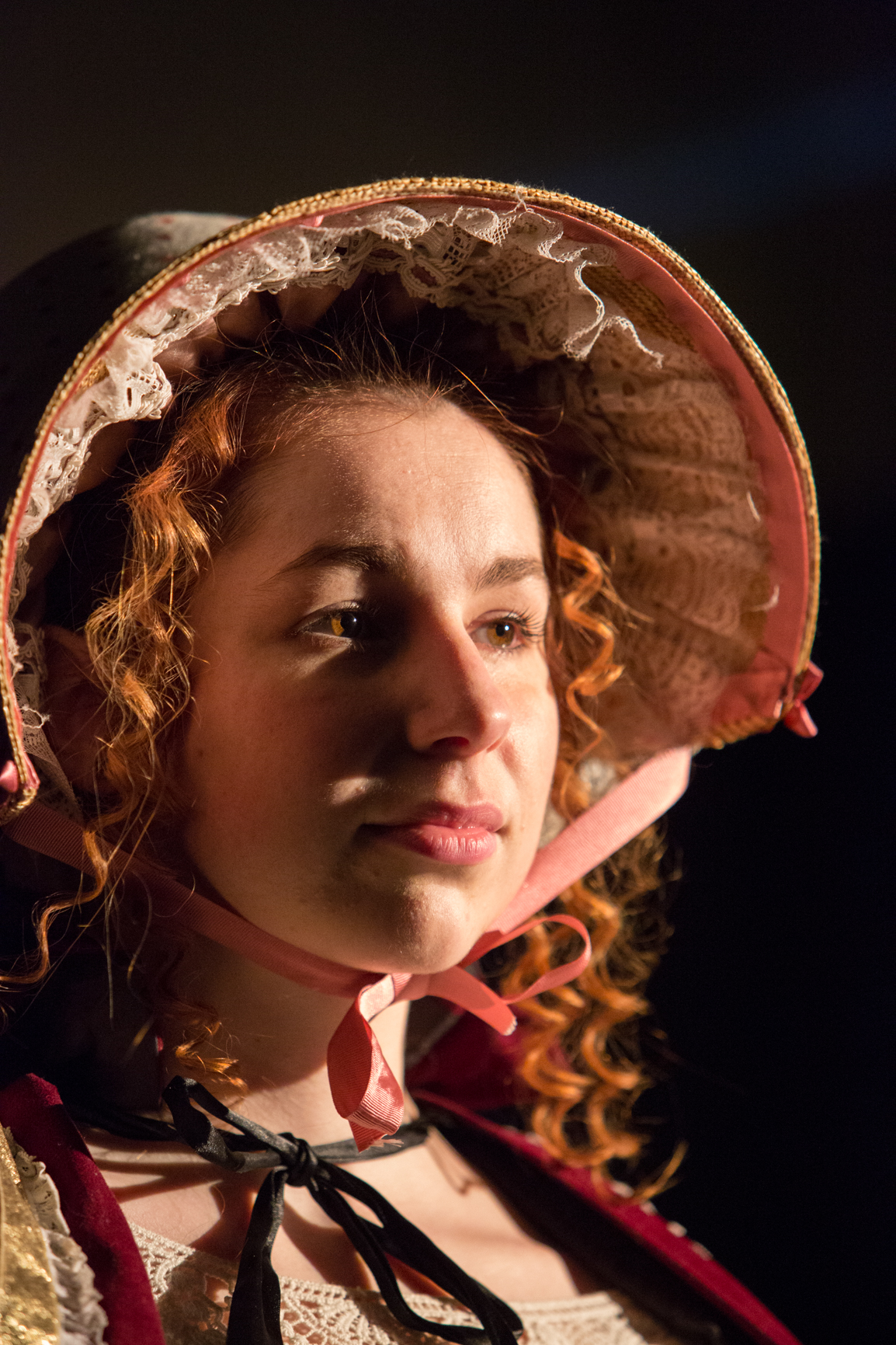 Eloise Kay as Nell in THE OLD CURIOSITY SHOP
