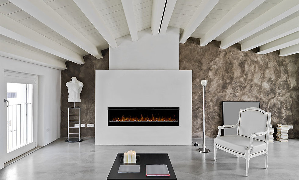 Dimplex Prism 74-In Electric Fireplace - BLF7451