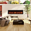 Thumbnail: Modern Flames Landscape FullView 60-in Built-In Electric Fireplace - LFV2-60/15-
