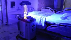 Can ultraviolet light kill the novel coronavirus?