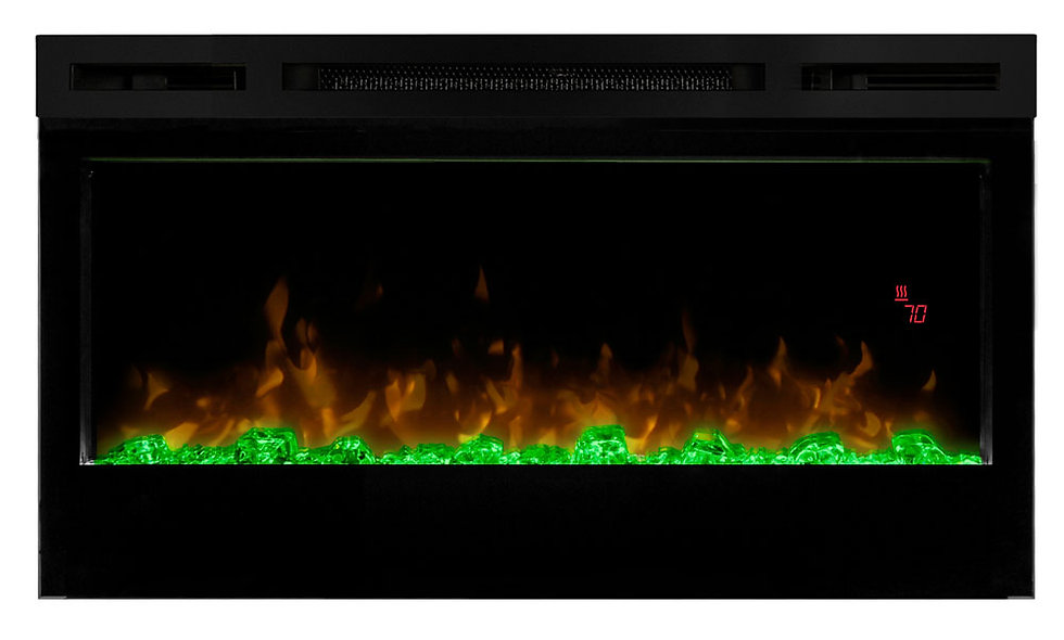 Dimplex Prism 34-In Electric Fireplace - BLF3451