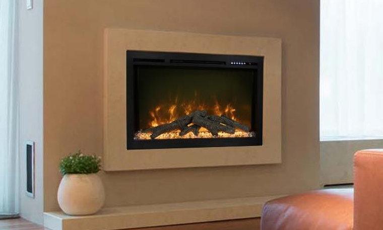 Modern Flames SLxx-B Spectrum Series Linear Built-In Electric Fireplace