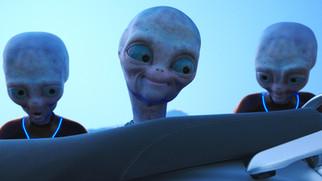 Suzuki - Aliens