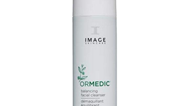 IMAGE-ORMEDIC-blancing facial cleanser