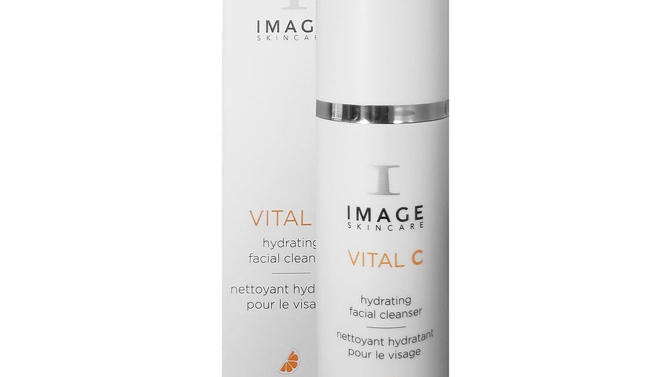 IMAGE-VITAL C HYDRATING FACIAL CLEANSER