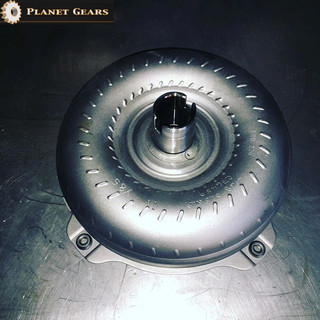 A customers torque converter completed and ready for installation