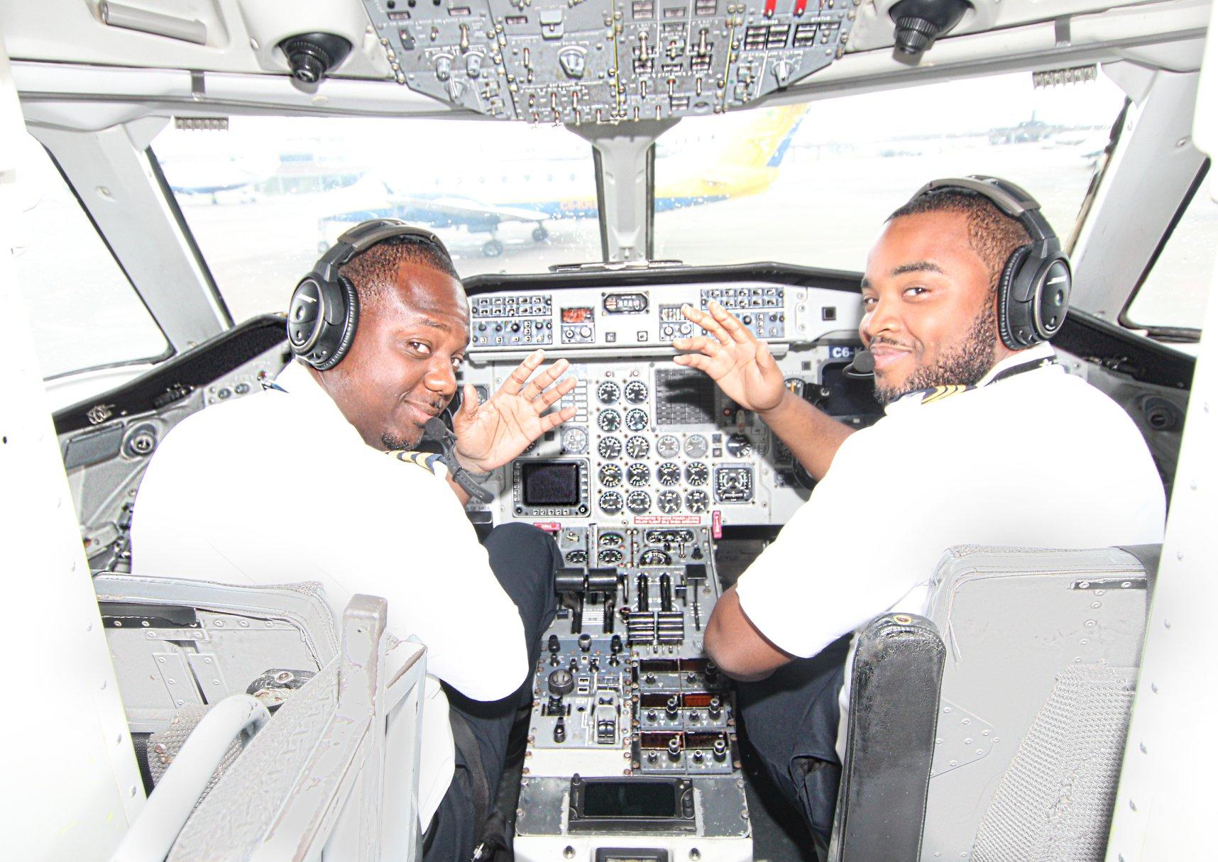 Western Air Crew