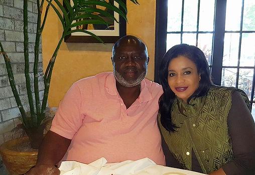 Rex Rolle, Shandrice Woodside Rolle, Western Air Owners, Western Air Bahamas
