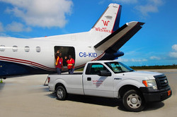 Western Air Freeport Ground Support
