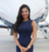 Western Air Limited, Western Air, Bahamas, Rexy Rolle, Western Air VP, Sherrexcia Rolle, Sherrexcia Rexy Rolle