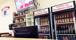 Western Air President's Lounge