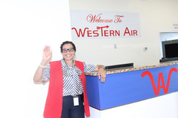 Western Air Freeport Station Manager