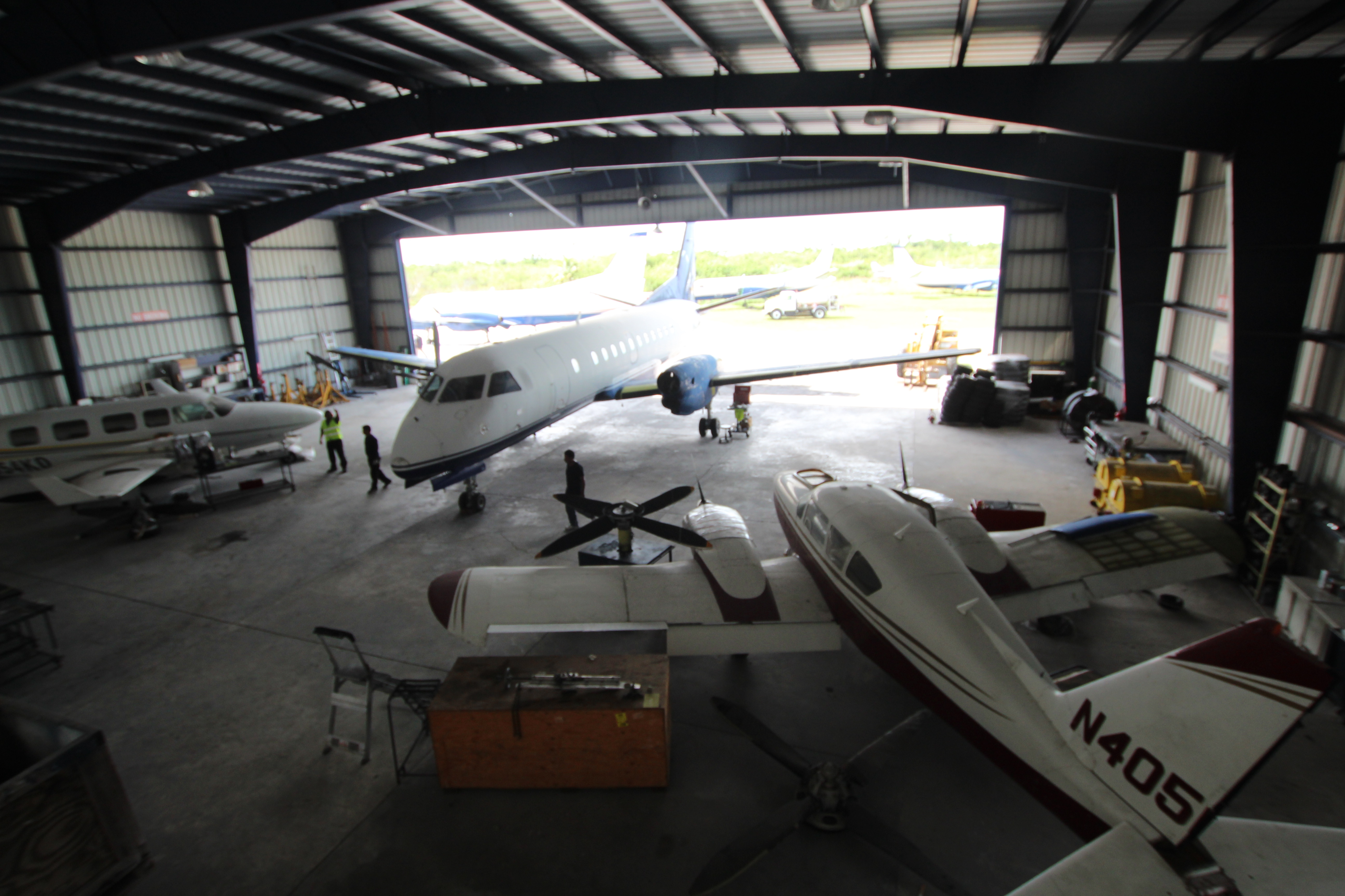 Western Air Maintenance and Facility